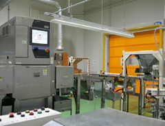 X-ray sorting machine